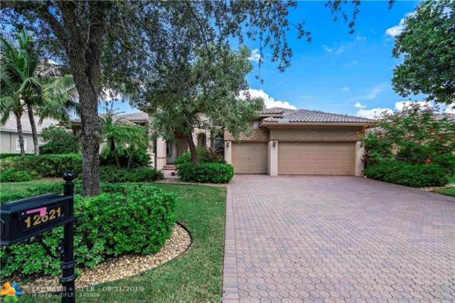 12621 NW 75th St, Parkland, FL 33076 (MLS #F10141745) :: The Dixon Group