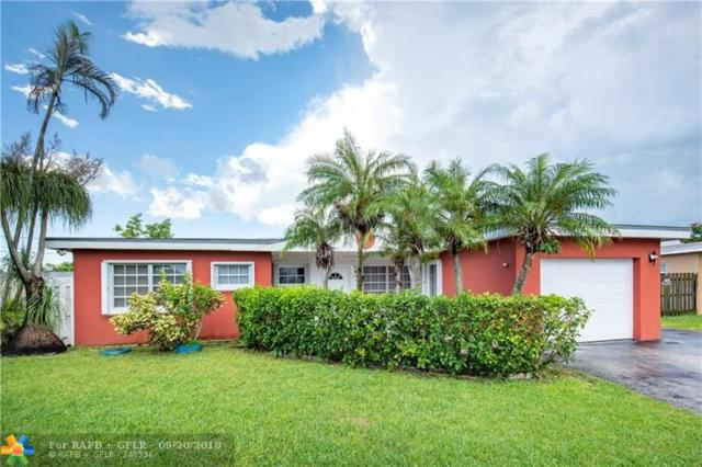 6368 NW 23rd St, Margate, FL 33063 (MLS #F10141757) :: Green Realty Properties