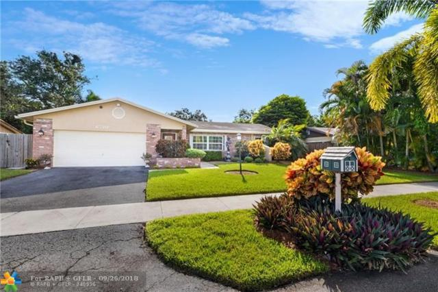 6720 NW 21st Ter, Fort Lauderdale, FL 33309 (MLS #F10141765) :: Green Realty Properties