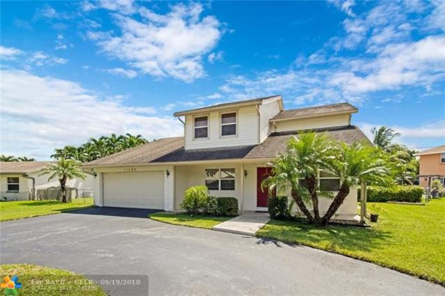 11462 NW 47TH ST, Sunrise, FL 33323 (MLS #F10141787) :: Green Realty Properties