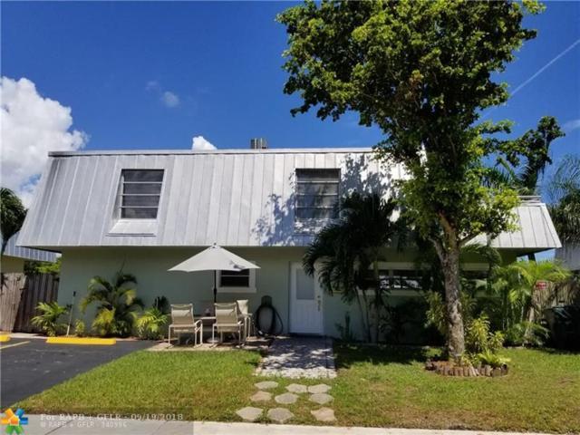 1361 NE 40th Pl, Oakland Park, FL 33334 (MLS #F10141799) :: Green Realty Properties