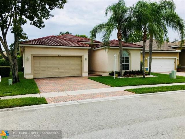 4722 NW 119th Ave, Coral Springs, FL 33076 (MLS #F10141818) :: Green Realty Properties