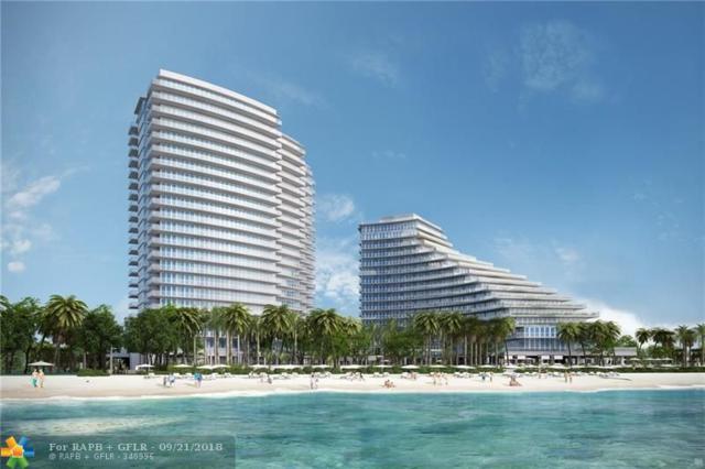 2200 N Ocean Blvd N404, Fort Lauderdale, FL 33305 (MLS #F10141831) :: The O'Flaherty Team
