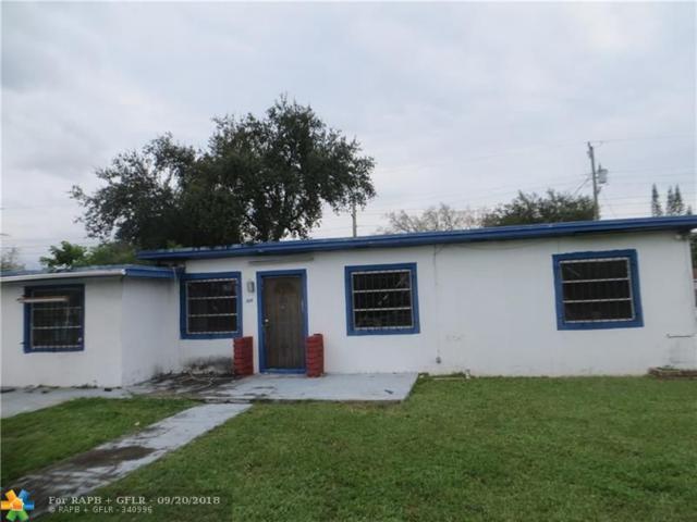 3019 NW 87th Ter, Miami, FL 33147 (MLS #F10141840) :: Green Realty Properties