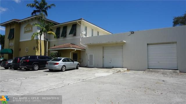 970 W Mcnab Rd, Fort Lauderdale, FL 33309 (MLS #F10141873) :: Laurie Finkelstein Reader Team