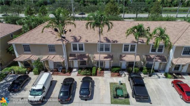 752 SW 122 #752, Pembroke Pines, FL 33025 (MLS #F10141880) :: The Dixon Group