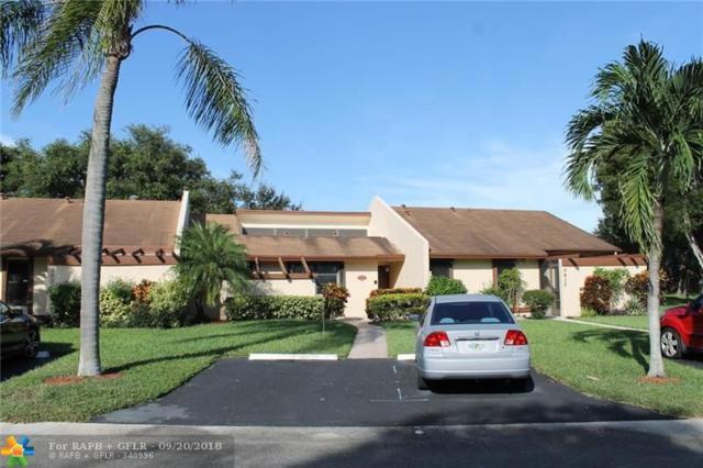 9831 NW 16th Ct #9831, Pembroke Pines, FL 33024 (MLS #F10141900) :: The Dixon Group