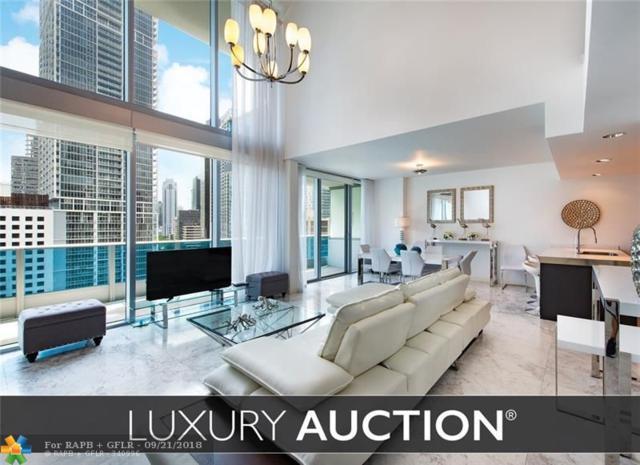 200 Biscayne Boulevard Way #1403, Miami, FL 33131 (MLS #F10141945) :: Green Realty Properties