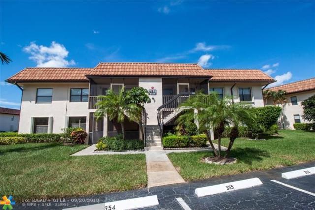7178 Golf Colony Ct #203, Lake Worth, FL 33467 (MLS #F10141949) :: Green Realty Properties