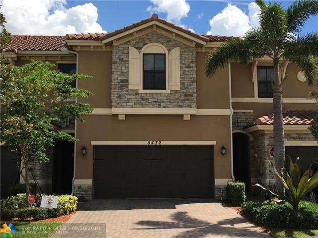 8432 Lakeview Trl #8432, Parkland, FL 33076 (MLS #F10141962) :: The Dixon Group
