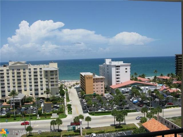 1200 Hibiscus Ave #1404, Pompano Beach, FL 33062 (MLS #F10141964) :: The O'Flaherty Team
