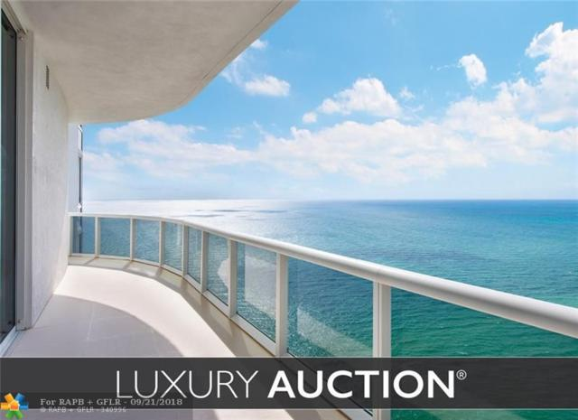 15811 Collins Ave #2503, Sunny Isles Beach, FL 33160 (MLS #F10141974) :: Green Realty Properties