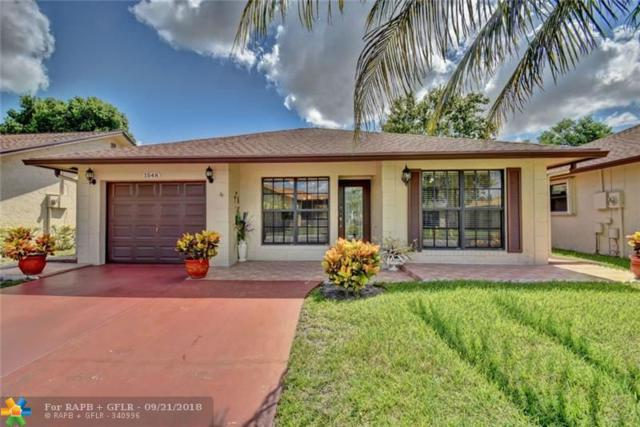 1548 SW 19th Ave, Deerfield Beach, FL 33442 (MLS #F10142015) :: The Dixon Group