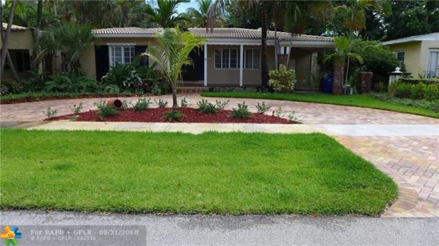 1624 NE 5th Ct, Fort Lauderdale, FL 33301 (MLS #F10142021) :: The O'Flaherty Team