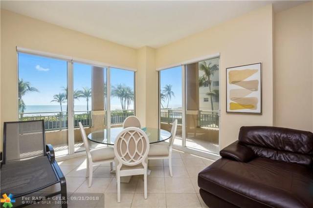 2080 S Ocean Dr #111, Hallandale, FL 33009 (MLS #F10142026) :: Green Realty Properties
