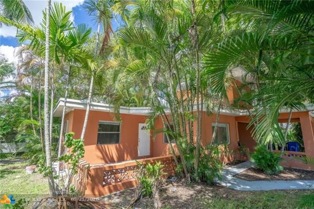 1313 SW 6 AVE, Fort Lauderdale, FL 33315 (MLS #F10142061) :: Green Realty Properties