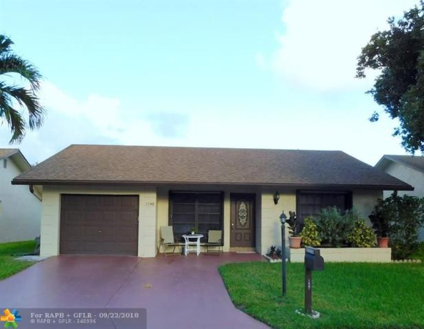 1546 SW 23rd Way, Deerfield Beach, FL 33442 (MLS #F10142069) :: The Dixon Group