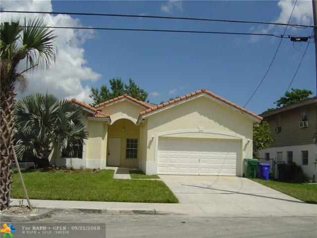 2911 NW 8th Rd, Fort Lauderdale, FL 33311 (MLS #F10142092) :: Green Realty Properties