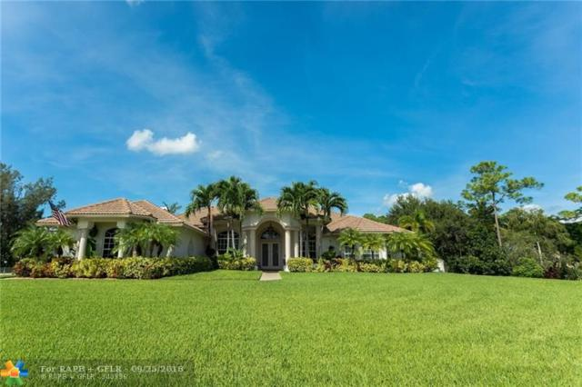 16883 W Aquaduct Dr, Loxahatchee, FL 33470 (MLS #F10142157) :: Green Realty Properties