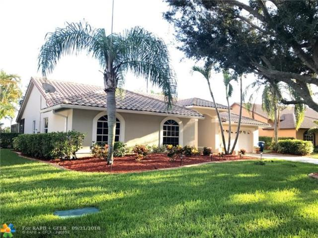 10470 NW 48th Pl, Coral Springs, FL 33076 (MLS #F10142159) :: The O'Flaherty Team