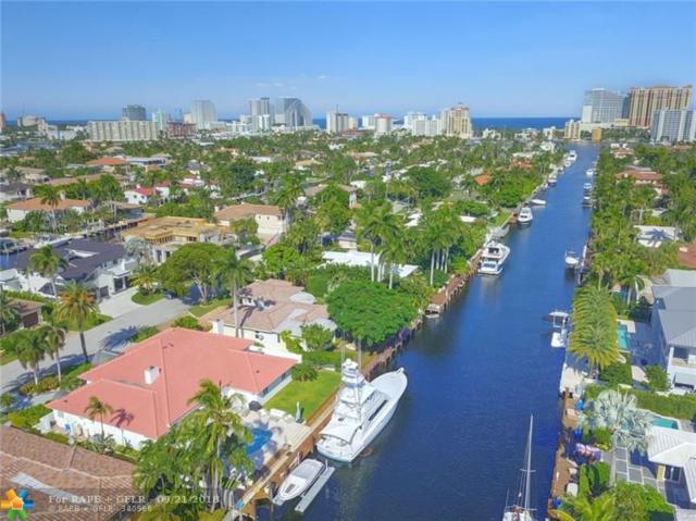 34 Pelican Dr, Fort Lauderdale, FL 33301 (MLS #F10142163) :: The O'Flaherty Team