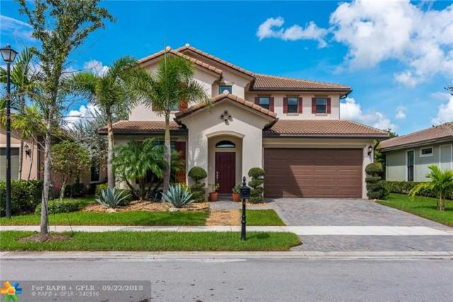 8955 Watercrest Cir, Parkland, FL 33076 (MLS #F10142180) :: The Dixon Group