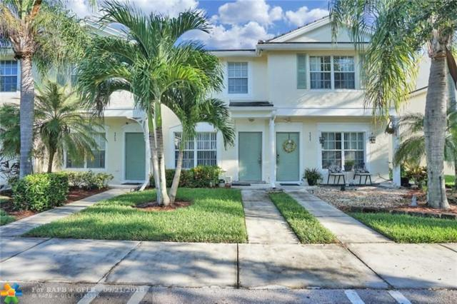 9839 NW 57th Mnr #9839, Coral Springs, FL 33076 (MLS #F10142186) :: The Dixon Group