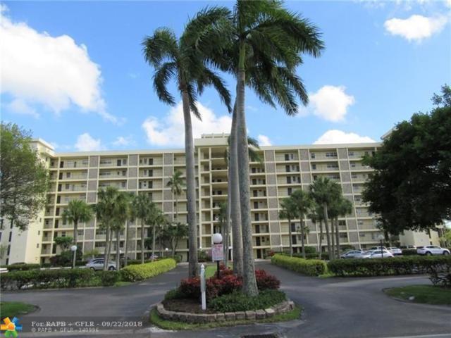 3150 N Palm Aire Dr #104, Pompano Beach, FL 33069 (MLS #F10142218) :: Castelli Real Estate Services