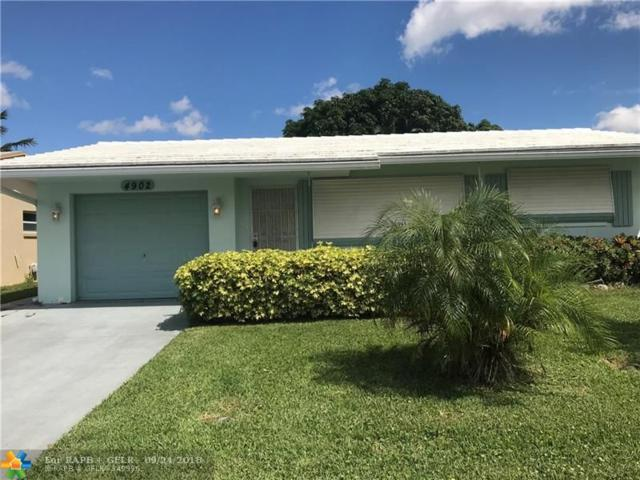 4902 NW 45th Ter, Tamarac, FL 33319 (MLS #F10142334) :: Green Realty Properties