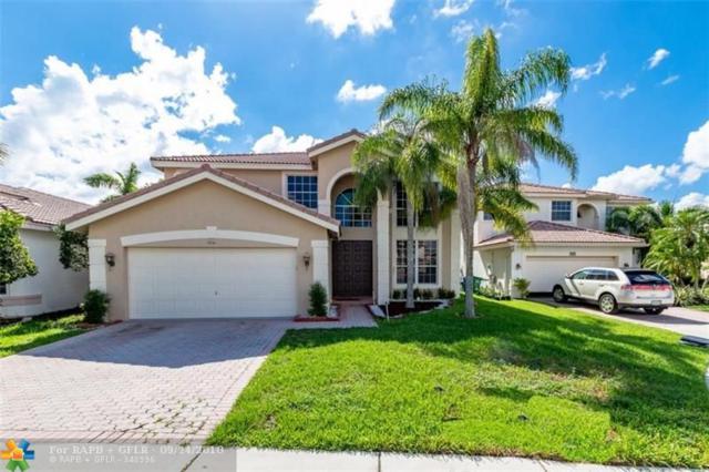 5341 NW 119th Ter, Coral Springs, FL 33076 (MLS #F10142335) :: Green Realty Properties