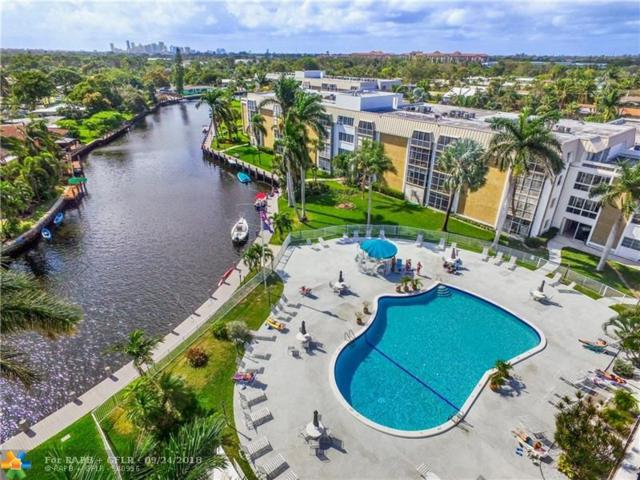 3000 NE 16th Ave #411, Oakland Park, FL 33334 (MLS #F10142338) :: Green Realty Properties