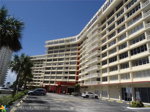 1825 S Ocean Dr #808, Hallandale, FL 33009 (MLS #F10142345) :: Green Realty Properties