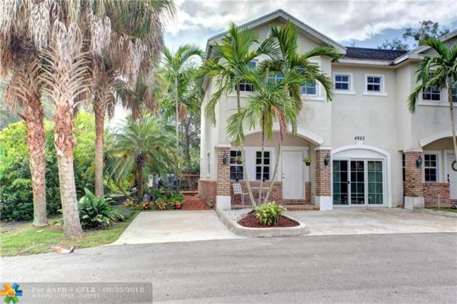 4923 SW 65th Ave #4923, Davie, FL 33314 (MLS #F10142346) :: Green Realty Properties