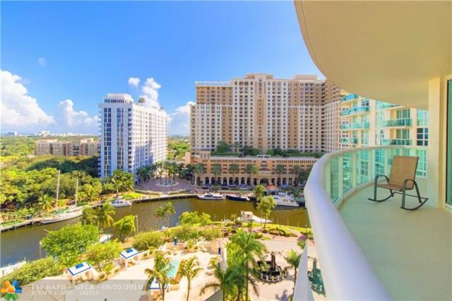 347 N New River Dr E #1210, Fort Lauderdale, FL 33301 (MLS #F10142347) :: Green Realty Properties