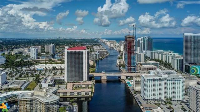 2602 E Hallandale Beach Blvd R2405, Hallandale, FL 33009 (MLS #F10142362) :: Green Realty Properties