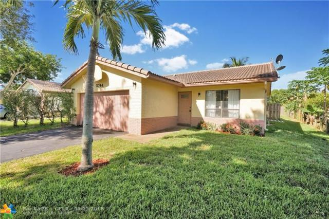 2744 NW 91st Ave, Coral Springs, FL 33065 (MLS #F10142395) :: Green Realty Properties