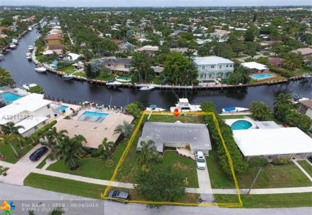 4851 NE 27th Ter, Lighthouse Point, FL 33064 (MLS #F10142403) :: Green Realty Properties