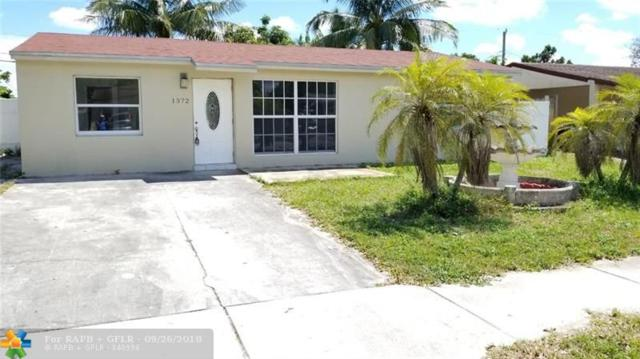 1372 SW 50th Ave, Fort Lauderdale, FL 33317 (MLS #F10142475) :: Green Realty Properties