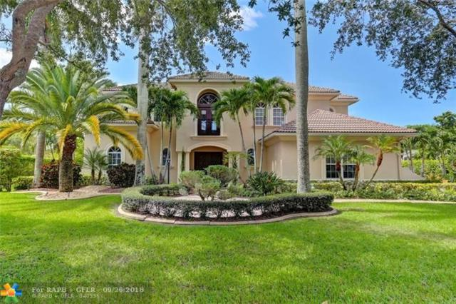 6857 NW 101st Ter, Parkland, FL 33076 (MLS #F10142518) :: Green Realty Properties