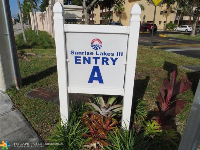 2780 N Pine Island Rd #201, Sunrise, FL 33322 (MLS #F10142523) :: Green Realty Properties
