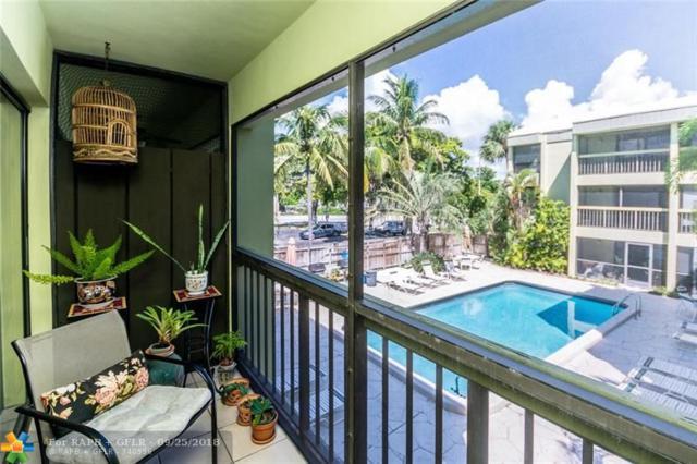 2450 NE 15th Ave #202, Wilton Manors, FL 33305 (MLS #F10142544) :: Green Realty Properties