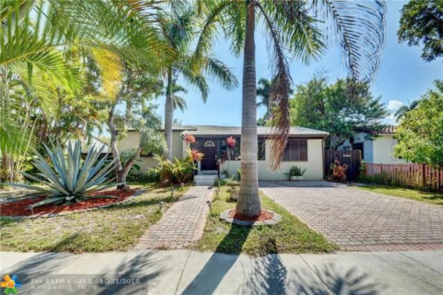 1426 Fletcher St, Hollywood, FL 33020 (MLS #F10142558) :: Green Realty Properties