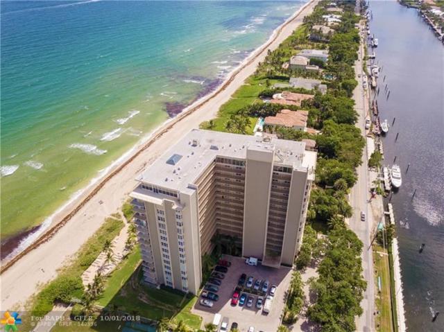 1021 Hillsboro Mile #608, Hillsboro Beach, FL 33062 (MLS #F10142598) :: Green Realty Properties