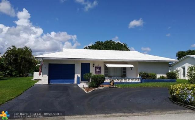 9303 NW 70th Pl, Tamarac, FL 33321 (MLS #F10142641) :: Green Realty Properties