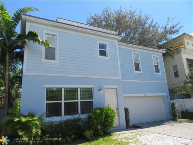 513 SW 5th Ave, Fort Lauderdale, FL 33315 (MLS #F10142674) :: Green Realty Properties