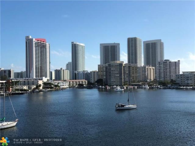 430 Golden Isles Dr #506, Hallandale, FL 33009 (MLS #F10142680) :: Green Realty Properties