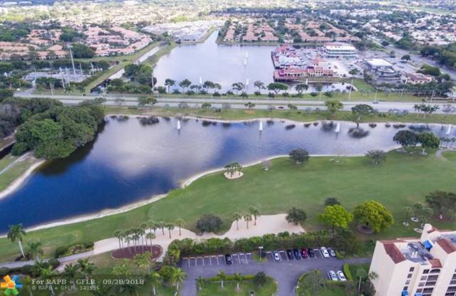 7194 Promenade Dr #601, Boca Raton, FL 33433 (MLS #F10142700) :: Green Realty Properties