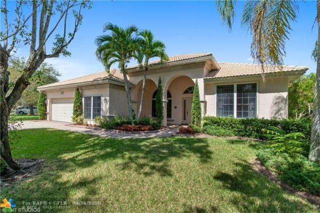 5035 NW 57th Way, Coral Springs, FL 33067 (MLS #F10142724) :: Green Realty Properties