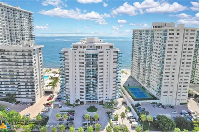3430 Galt Ocean Dr #412, Fort Lauderdale, FL 33308 (MLS #F10142725) :: Green Realty Properties