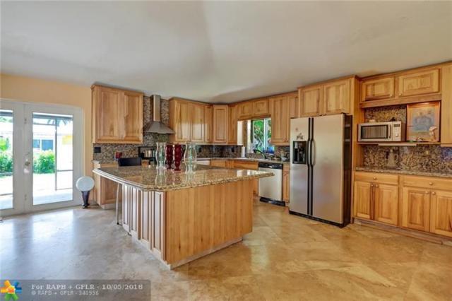 1320 NE 47th Ct, Oakland Park, FL 33334 (MLS #F10142762) :: Green Realty Properties